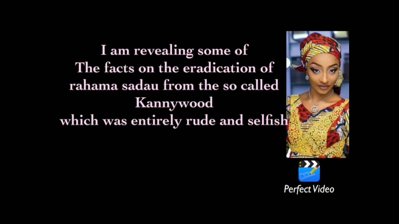 Download Rahama Sadau |•| The Ugly Fact About her expulsion(MUST WATCH) IG:@donscalar