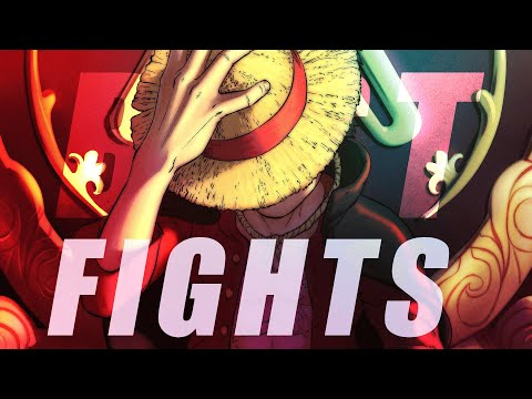 Top 10 One Piece Fights