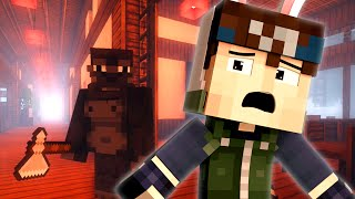 KILLING OUR TEACHER! - Spirits of Life - (Minecraft Roleplay) #9