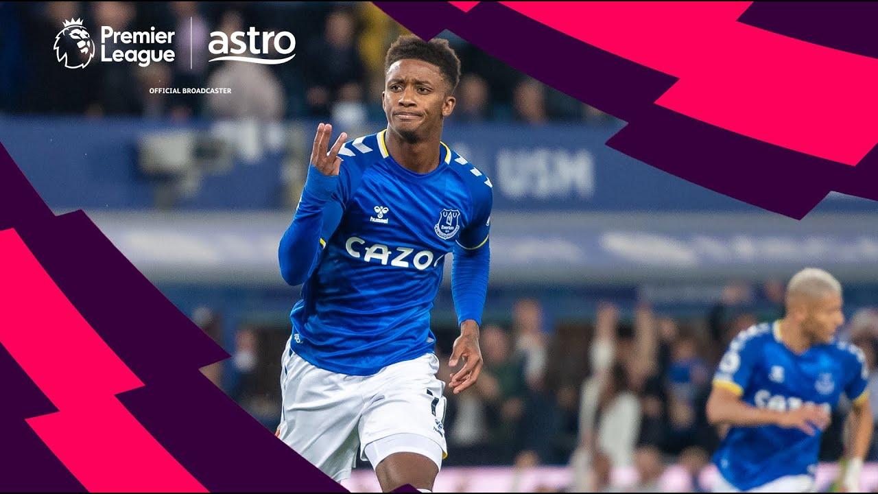 EPL Highlights: Everton 3 - 1 Burnley | Astro SuperSport