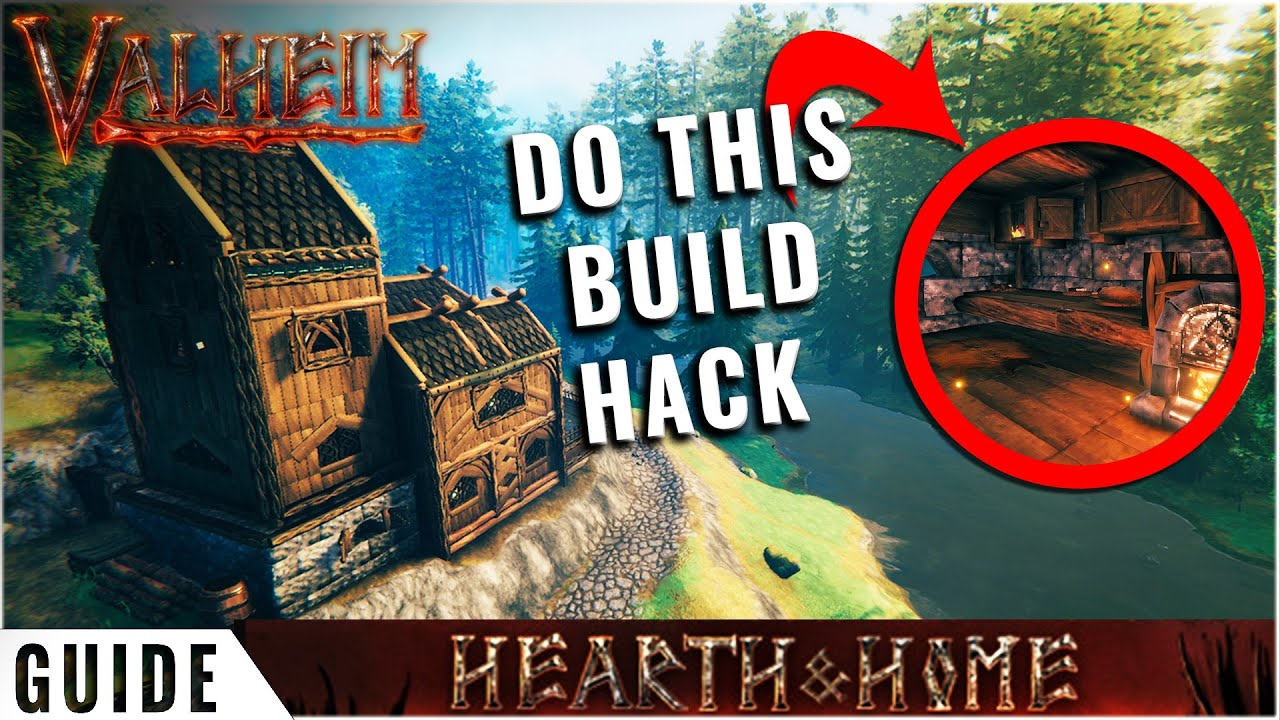 Download Amazing Tips to Decorate Like A Pro In Hearth and Home   Valheim
