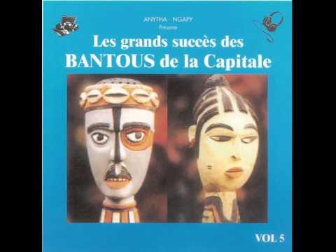 Les Bantous de la Capitale - Mr on va se marier