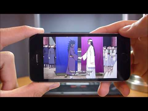 How to Watch HD Anime for Free in your Iphone/Ipad/Ipod/Android/Phone