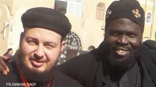 القس يواقيم ناجي و القس جوزيف جون السوداني - ترنيمة أمين تعال أيها الرب يسوع