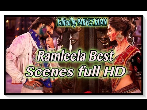 Ramleela (2013) Short Version Best Scenes full HD 1080p