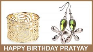 Pratyay   Jewelry & Joyas - Happy Birthday