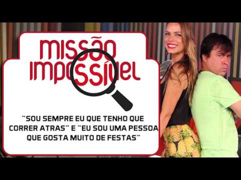 Missão Impossível - Edição Completa - 10/03/16