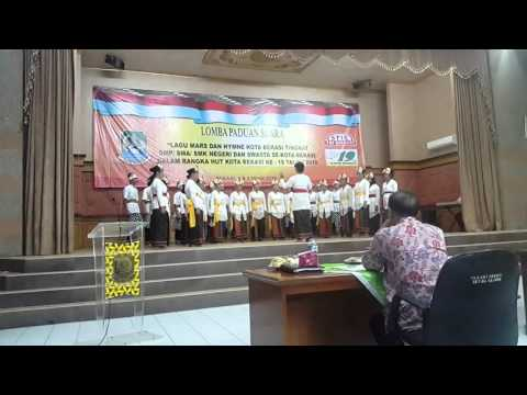 Embassy Choir - Mars Kota Bekasi & Janger (2016)
