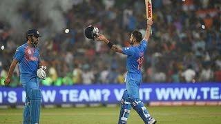 105*(52) Virat Kohli Match Saving Century IND VS SAF T20 Don Bradman Cricket 2014