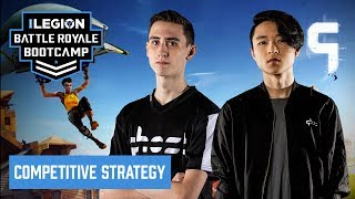 Fortnite Competitive Strategy - Legion Battle Royale Bootcamp - Bizzle & Kayuun of Ghost Gaming