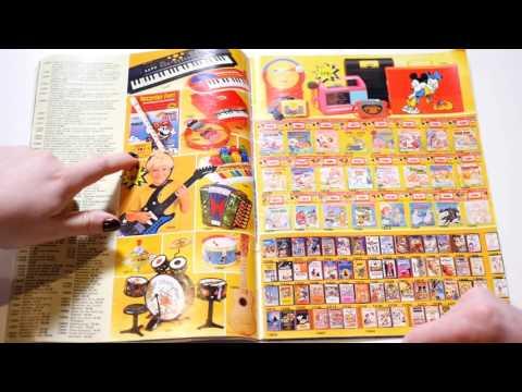 Leksakscity-katalogen 1991-1992