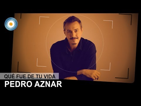 ¿Qué fue de tu vida? Pedro Aznar - 10-06-11 (4 de 4)