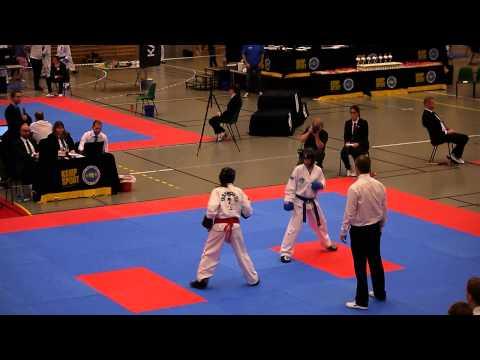 ITF Taekwon-Do Nationals NM FINALE 2013 (Damer, Eldre Junior, -55kg)