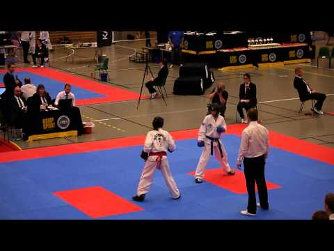 ITF Taekwon-Do Nationals NM FINALE 2013 (Damer, Eldre Junior, -55kg)