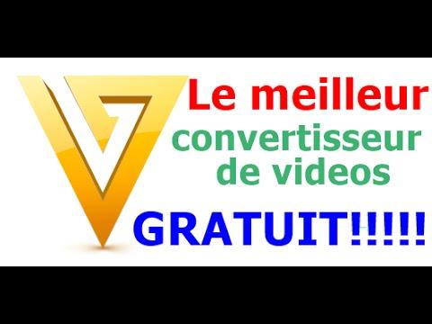 Tutoriel: Convertisseur de videos gratuit et IL A TOUT!!!