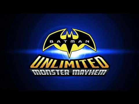 BATMAN UNLIMITED: MONSTER MAYHEM REVIEW! (50