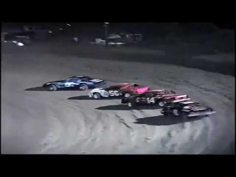 Santa Maria Speedway - Street Stocks - Aug 1998