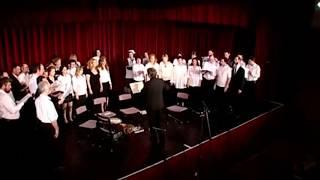 William Byrd Kamarakórus  - Schütz: Deutsches Magnificat (double choir