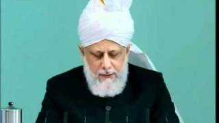 (English) Friday Sermon 22nd April 2011 Truth, Faith, Righteousness and Obedience