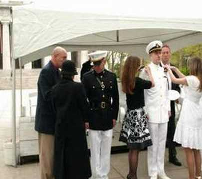SUNY Maritime NROTC Commission 2008
