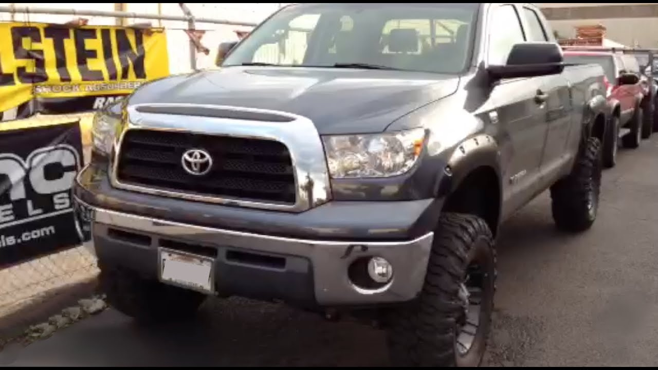 Toyota Tundra Parts Waipahu Hi 4 Wheel