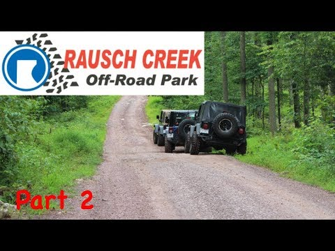 Rausch Creek Trip August 2017 Part 2