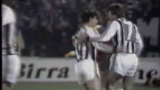 Kup UEFA 1988 Partizan - Roma 4:2 - Iggy Speed