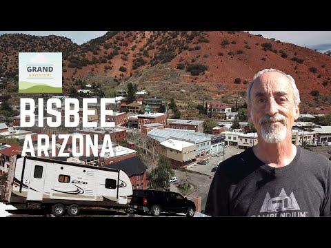 Ep. 144: Bisbee, Arizona   RV Travel Camping 4x4