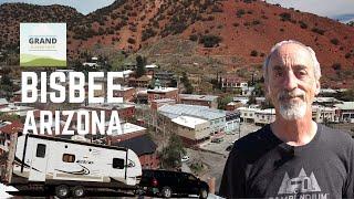 E144 Bisbee, Arizona | RV travel camping 4x4