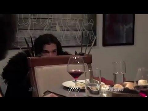 존스노우(왕좌의게임) 저녁식사 뜬금포 출연! 대박웃겨 ㅋ