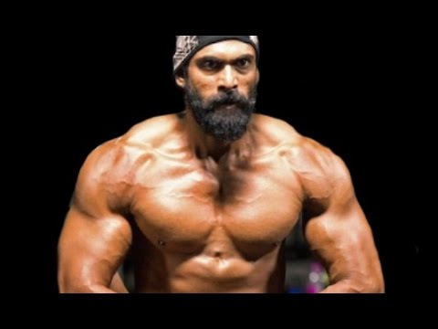 Thumbnail: Rana Daggubati Body Full Beefed Up In Bahubali 2 The Conclusion Trailer 2017