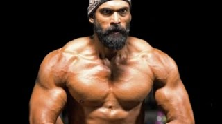 Repeat youtube video Rana Daggubati Body Full Beefed Up In Bahubali 2 The Conclusion Trailer 2017