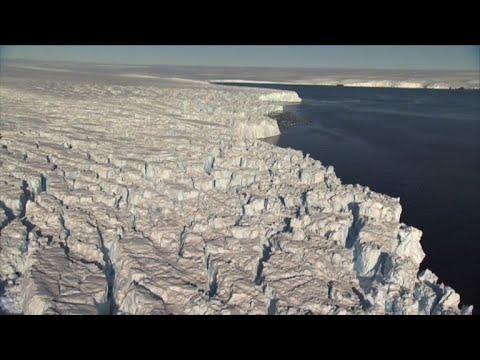 Antarctique: inquiétude autour de la fonte d'un glacier géant