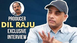 Dil Raju Exclusive Interview | Dil Raju Shares Interesting Facts | F2 | Maharshi | 96 Telugu Remake