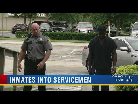 Inmates to Servicemen