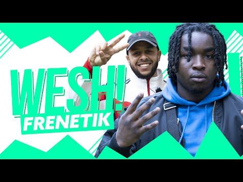 Youtube: WESH: Frenetik , le jeune boss de Bruxelles!