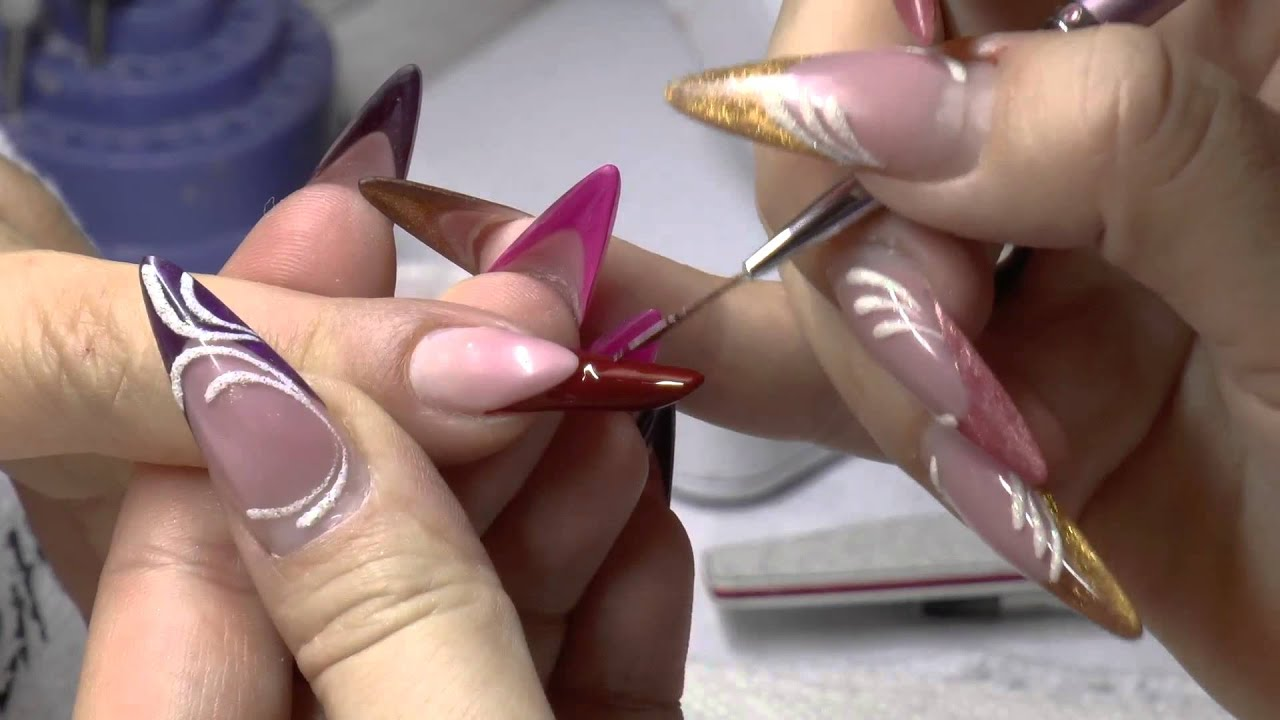 2014-Pearl Nails Expo - Satu Mare - Part 01 - YouTube