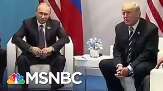 Donald Trump, Putin Had Second, Undisclosed, Hour-Long Encounter At G20 | Rachel Maddow | MSNBC