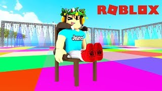 CHAIRS COMPETITION 💺😂-Roblox (Musical chairs)