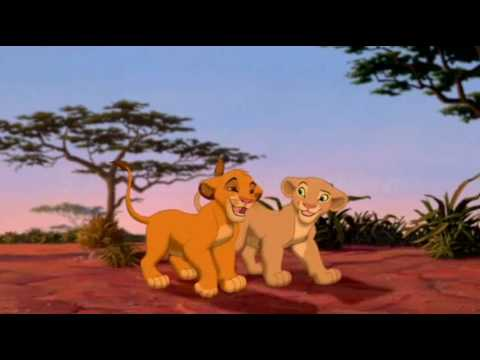 •The Lion King`s cubs - Hannah Montana-Nobody`s Perfect•