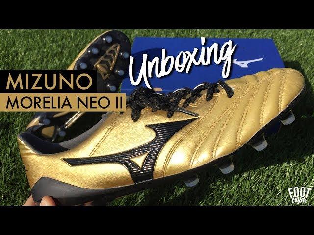 quality design 7d5ae efbb1 Mizuno Morelia Neo II – Chaussure de Foot Test et Avis ...