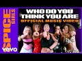 Spice Girls: vídeo Spice Girls - Who Do You Think You Are