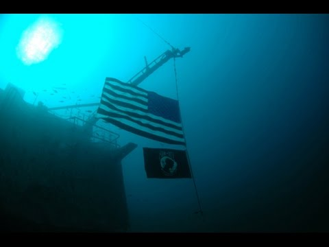 "Pensacola Trip Sept 2016 - Diving the Mighty ""O"""