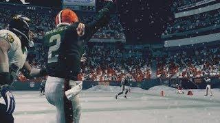 "Johnny Manziel Cleveland Browns Madden Gameplay Highlights ""Johnny Football"""