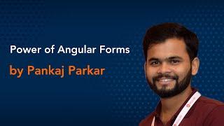Power of Angular Forms