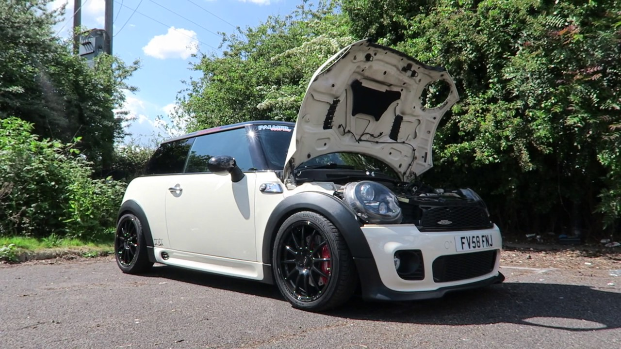 What Is The Best Engine Oil For Mini Cooper S >> 300BHP R56 MINI JOHN COOPER WORKS REVIEW! - YouTube