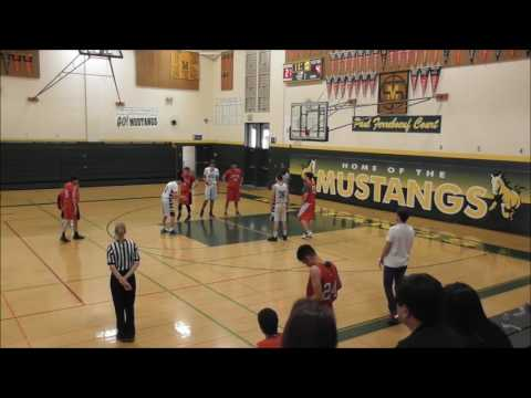 Palo Alto Peak Basketball 16U vs Olympic 04/22/2017