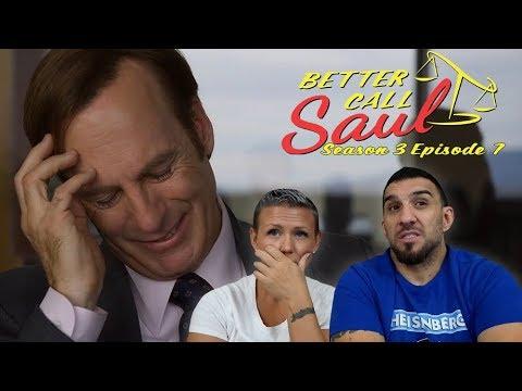 Better Call Saul Season 3 Episode 7 'Expenses' REACTION!!