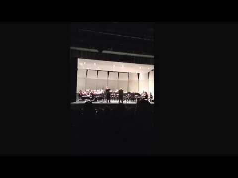 Triangle Brass Band: Cornet Concerto Rondo (Spring 2015)