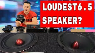 The Best car audio speakers Pioneer TS-M650PRO 6-3/4